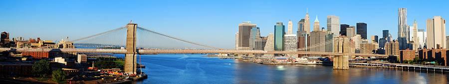 Скинали — Панорама Бруклинского моста