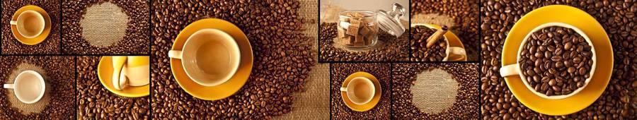 Скинали — Кофе и желтые чашки