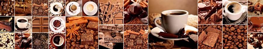 Скинали — Коллаж кофе и шоколад