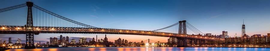 Скинали — Мост Уильямсбург