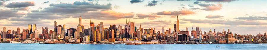 Скинали — Панорама Нью-Йорка
